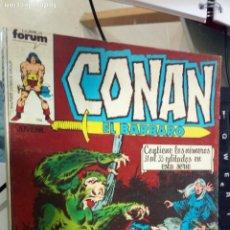Cómics: RETAPADO FORUM CONAN EL BARBARO 31 AL 35. Lote 246341695