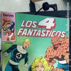 Cómics: RETAPADO FORUM LOS 4 FANTASTICOS 36 AL 40. Lote 246349095