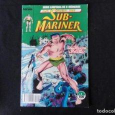 Cómics: LA SAGA DE SUB-MARINER. Nº. 1. C-74.. Lote 246362135