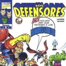 Cómics: LOS DEFENSORES (2002) #5. Lote 246370530