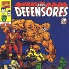 Cómics: LOS DEFENSORES (2002) #6. Lote 246370540
