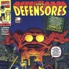 Cómics: LOS DEFENSORES (2002) #9. Lote 246370560