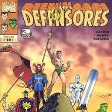 Cómics: LOS DEFENSORES (2002) #11. Lote 246370585
