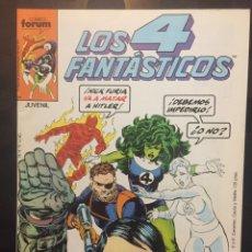 Comics : LOS 4 FANTÁSTICOS VOL.1 N.64 LOS TIEMPOS ESTÁN CAMBIANDO ( 1983/1994 ).. Lote 246435285