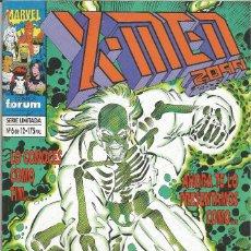 Cómics: X-MEN 2099 Nº 6 CÓMICS FORUM. Lote 246443000