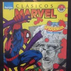 Cómics: CLÁSICOS MARVEL N.12 SPIDERMAN ( 1988/1991 ). Lote 246461045