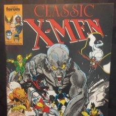 Cómics: CLASSIC X MEN VOL.1 N.22 SALVAR LA TIERRA SALVAJE ( 1988/1992 ). Lote 246491140