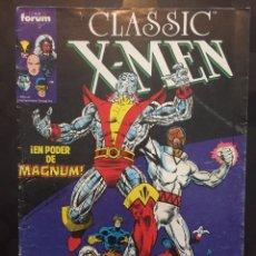 Cómics: CLASSIC X MEN VOL.1 N.25 EN PODER DE MAGNUM ( 1988/1992 ). Lote 246492315