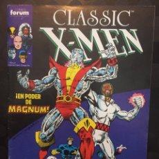 Cómics: CLASSIC X MEN VOL.1 N.25 EN PODER DE MAGNUM ( 1988/1992 ). Lote 246492500