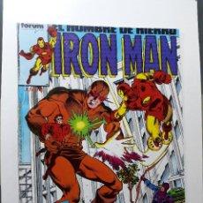Cómics: IRON MAN Nº 34 FORUM. Lote 246569710