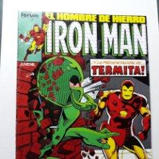 Cómics: IRON MAN Nº 38 FORUM. Lote 246569845