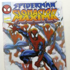 Cómics: SPIDERMAN - CLONACIÓN MAXIMA ALPHA - FORUM MARVEL. Lote 246587635