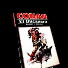 Cómics: MUY BUEN ESTADO CONAN 6 NOVELAS COMICS FORUM MARVEL. Lote 246622140