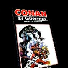 Cómics: EXCELENTE ESTADO CONAN 7 NOVELAS COMICS FORUM MARVEL. Lote 246636595