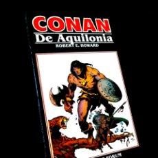 Cómics: EXCELENTE ESTADO CONAN 11 NOVELAS COMICS FORUM MARVEL. Lote 246638225