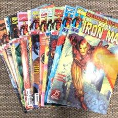 Cómics: LOTE COMICS IRON MAN ,. Lote 246727490