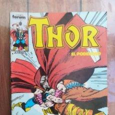 Comics : THOR. Nº 40. VOL 1. FORUM. Lote 246800945