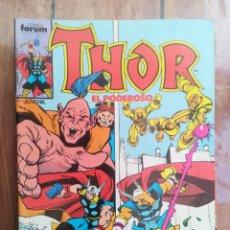 Comics : THOR. Nº 41. VOL 1. FORUM. Lote 246801020