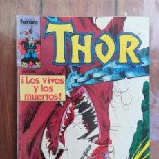 Comics : THOR. Nº 44. VOL 1. FORUM. Lote 246801075