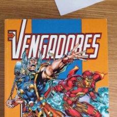 Cómics: +++ LOS VENGADORES - OBRA COMPLETA - TOMO 2 (Nº 7, 8, 9, 10, 11, 12) FORUM - 1998 - LEER DESCRIPCIÓN. Lote 246887425