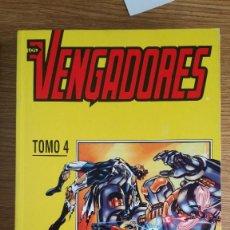 Cómics: +++ LOS VENGADORES - TOMO 4 (Nº 16,17,18,19,20) FORUM - LEER DESCRIPCIÓN. Lote 246888400