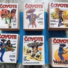 Cómics: COYOTE - EDICIONES FÓRUM - LOTE DE 59. Lote 246923025