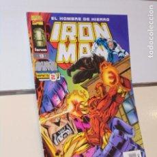 Comics: IRON MAN VOL. 3 Nº 13 EL ASCENSO DE LOS CENTINELAS MARVEL - FORUM. Lote 246925035
