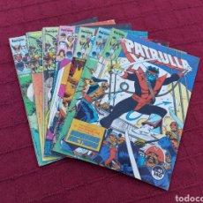 Cómics: LA PATRULLA X - COMICS FORUM MARVEL/LOBEZNO/X MEN/MUTANTES/SUPER HEROES/MAGNETO/COLOSO/RONDADOR/. Lote 246950450