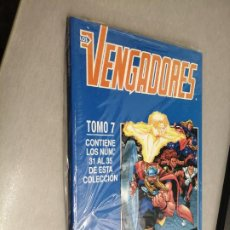 Comics: VENGADORES VOL. 3 TOMO 7 / RETAPADO CON LOS NÚMEROS 31 A 35 / FORUM. Lote 247161600