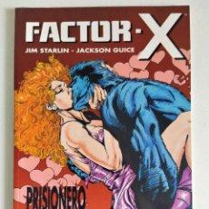 Cómics: FACTOR-X PRISIONERO DEL AMOR (J.STARLIN / J.GUICE) COL. PRESTIGIO VOL.1 Nº 22 ~ MARVEL /FORUM (1991). Lote 247330995