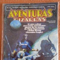 Cómics: AVENTURAS BIZARRAS 13 FORUM. Lote 247343345