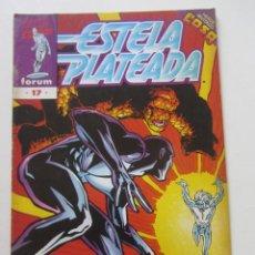 Comics : ESTELA PLATEADA VOL. 3 Nº 17 SILVER SURFER - FORUM ARX76. Lote 247534650