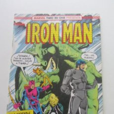 Cómics: IRON MAN CAPITAN MARVEL VOL 1 Nº 41 - TWO IN ONE FORUM MUCHOS EN VENTA MIRA FALTAS ARX78. Lote 247643570
