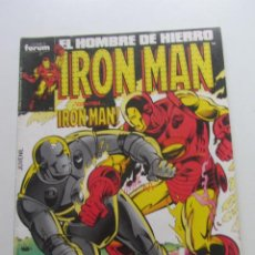 Cómics: IRON MAN CAPITAN MARVEL VOL 1 Nº 40 TWO IN ONE FORUM MUCHOS EN VENTA MIRA FALTAS ARX78. Lote 247643730
