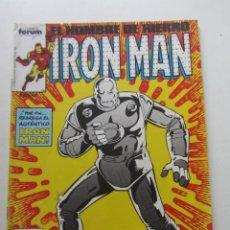 Cómics: IRON MAN CAPITAN MARVEL VOL 1 Nº 39 TWO IN ONE FORUM MUCHOS EN VENTA MIRA FALTAS ARX78. Lote 247644035