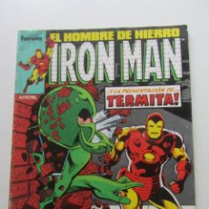 Cómics: IRON MAN CAPITAN MARVEL VOL 1 Nº 38 TWO IN ONE FORUM MUCHOS EN VENTA MIRA FALTAS ARX78. Lote 247644150