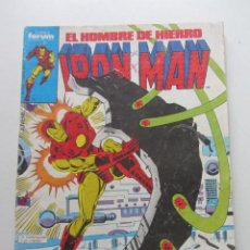 Cómics: IRON MAN CAPITAN MARVEL VOL 1 Nº 13 TWO IN ONE FORUM MUCHOS EN VENTA MIRA FALTAS ARX78. Lote 247644330