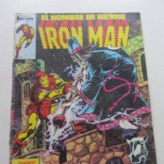 Cómics: IRON MAN CAPITAN MARVEL VOL 1 Nº 18 TWO IN ONE FORUM MUCHOS EN VENTA MIRA FALTAS ARX78. Lote 247644505