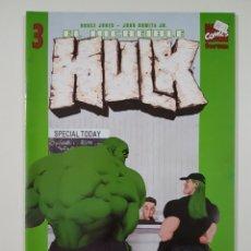 Cómics: HULK VOL 5 - 3 - GRAPA MARVEL FORUM. Lote 247760525