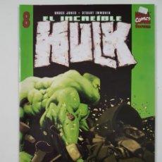 Cómics: HULK VOL 5 - 8 - GRAPA MARVEL FORUM. Lote 247762780