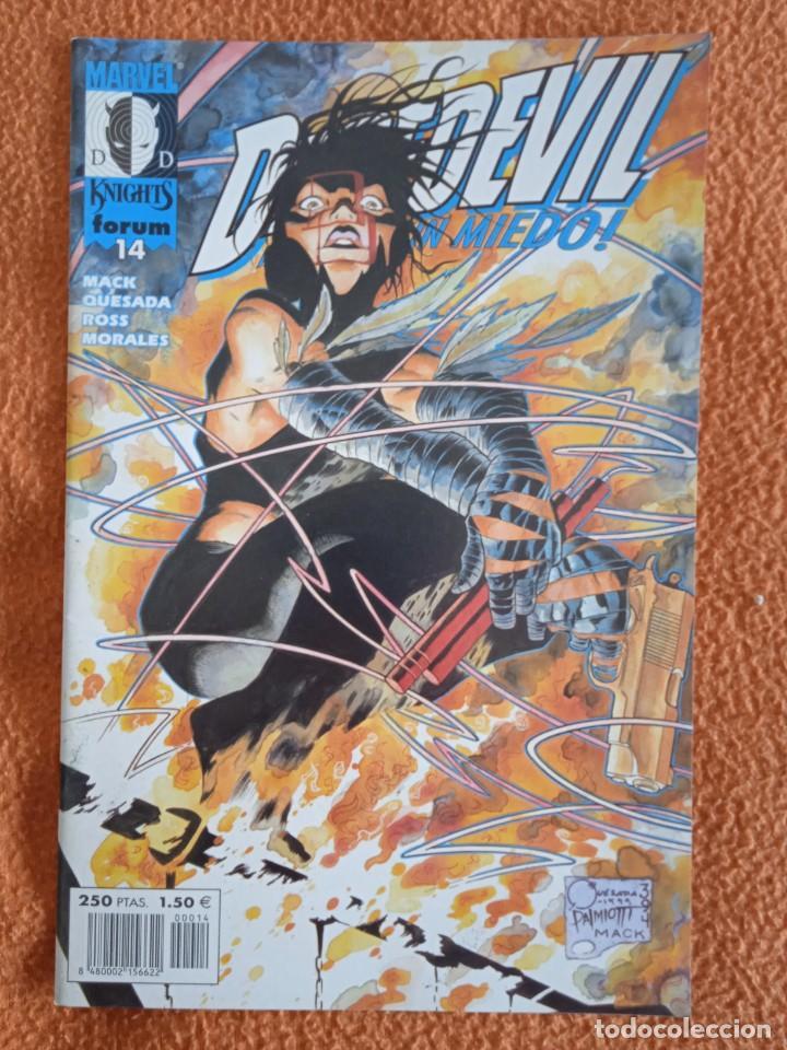 DAREDEVIL MARVEL KNIGHTS 14 FORUM (Tebeos y Comics - Forum - Daredevil)