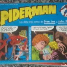 Cómics: SPIDERMAN LOTE 13 TOMOS DE LAS TIRAS DIARIAS. JOHN ROMITA STAN LEE. FORUM. Lote 248121080