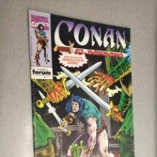Comics: CONAN EL BARBARO Nº 194 / MARVEL - FORUM. Lote 248150870