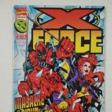 Cómics: X-FORCE - 4 - GRAPA MARVEL FORUM. Lote 248359325