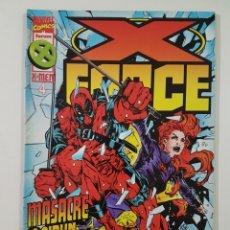 Cómics: X-FORCE - 4 - GRAPA MARVEL FORUM. Lote 248359410