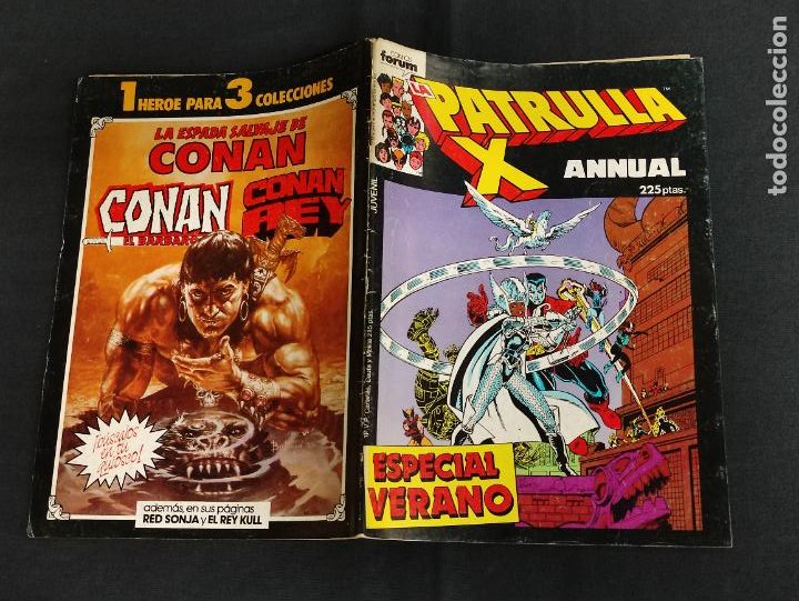 LA PATRULLA X - ESPECIAL VERANO - FORUM - (Tebeos y Comics - Forum - Patrulla X)