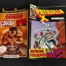 Comics : LA PATRULLA X - ESPECIAL VERANO - FORUM -. Lote 248431435