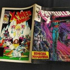 Comics : LA PATRULLA X - ESPECIAL PRIMAVERA - FORUM -. Lote 248431985
