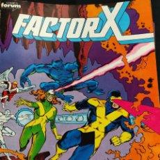 Cómics: FACTOR X - VOLUMEN 1 - COLECCION COMPLETA A FALTA DEL Nº 91 Y 94 - LEER INTERIOR - FORUM -. Lote 248460630