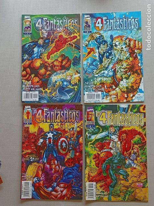 Cómics: LOS 4 FANTÁSTICOS HEROES REBORN FORUM - Foto 2 - 248480185